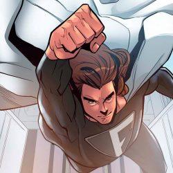 Celestial Falcon KS #2 Short Story Series #1: Super Strength